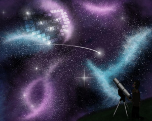 Under the Same Stars- Markiplier 6M Sub by CrystalWolf953