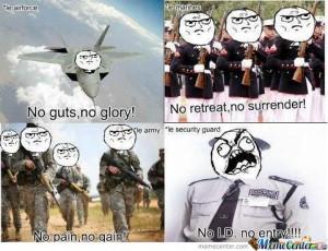 Poor Security Guard