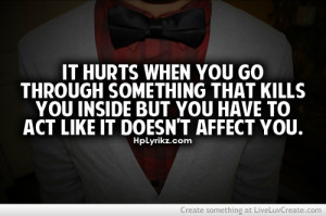 Alone But Hurt Quotes Love Relationship I Believe It I Don T Like ...