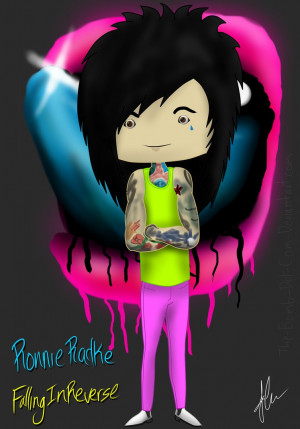 Ronnie Radke Inspirational Quotes Ronnie radke inspirational