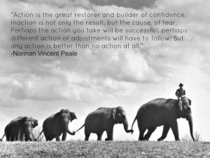 ... Gallery: Courtney Out Loud Quote About Life And The Elephants Picture