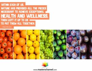 Inspirational Quotes On Health And Wellness