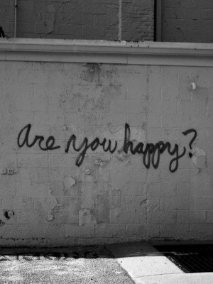 art graffiti quote Black and White text depression sad sadness are you ...