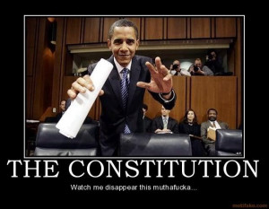 ... consitution obama chipping 2 years obama hates the consitution