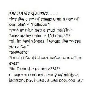 Joe jonas quotes image by katerannnz on Photobucket
