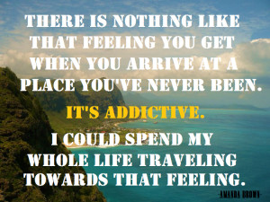 Travel Quotes & Painted Elephants