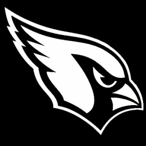 Arizona Cardinals Logo Wide