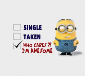 quotes attitude minion love cool funny quotes cool love quote cool ...