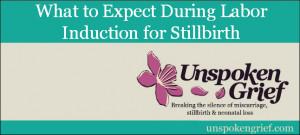Stillbirth Quotes Labor induction for stillbirth