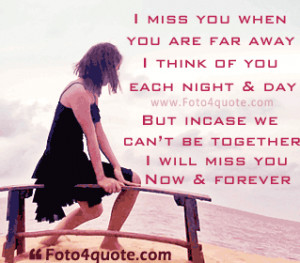 miss you quotes – Missing you that much