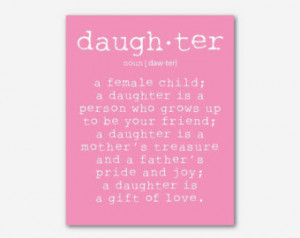 Daughter Quotes (27)