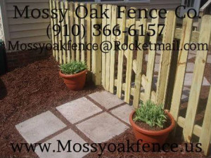 MOSSY OAK FENCE CO. FREE QUOTES FINANCING AVAILABLE (Fayetteville ...
