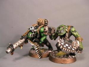 Orks Warhammer