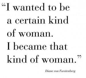 Diane von Furstenberg's Most Inspirational Quotes