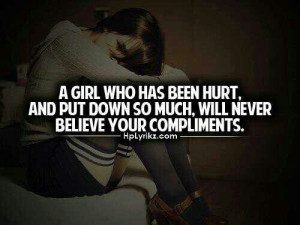 cute, girl whos hurt, love, pretty, quote, quotes, sad hurt