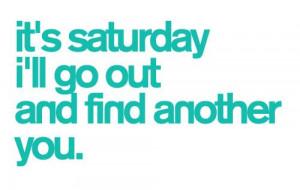 Saturday Night Funny Quotes
