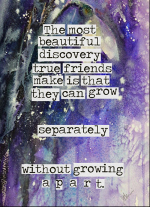 Tumblr Quotes About Friends Growing Apart #friends #friend #best ...