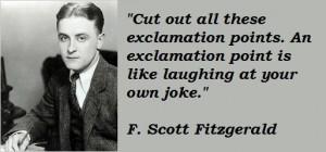 scott fitzgerald famous quotes 2