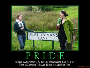 Pride Motivational Poster