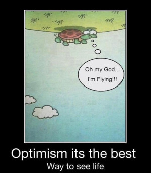 Food for Thought: Optimism