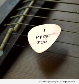 pick you.