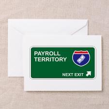 Funny Accounting tarjetas de felicitacion