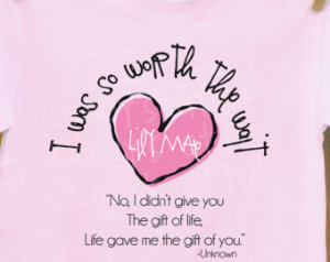 ... Worth the Wait heart adoption quote t-shirt- adorable way to announce