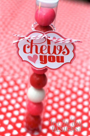 ... Valentine's Day craft. Check out Love The Day for more information