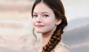 things about the Interstellar Mackenzie Foy