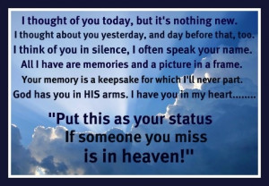 dedicate this to all my family and friends that are in heaven i miss ...