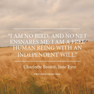 quotes quote of the day comes from charlotte bronte on september 16 ...