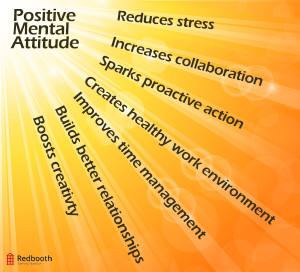 positive attitude positive mental attitude (PMA) productivity