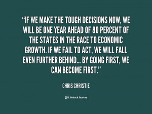 Making Tough Decisions Quotes