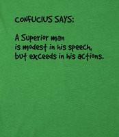 Confucius Says T - Famous Confucius quotes!