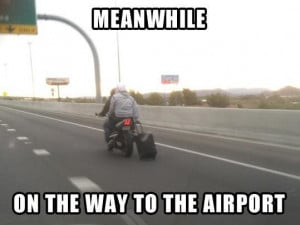 Funny Meanwhile airport picture