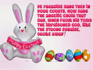 ... Easter Messages For Wife Below For Your Love On Easter Day Is Coming