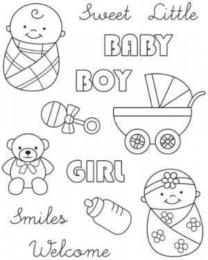 Baby Quotes for Cards, Announcements, and Scrapbooking