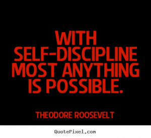 Inspirational Quotes Self Discipline