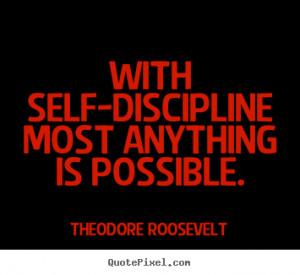 Inspirational Quotes Self Discipline