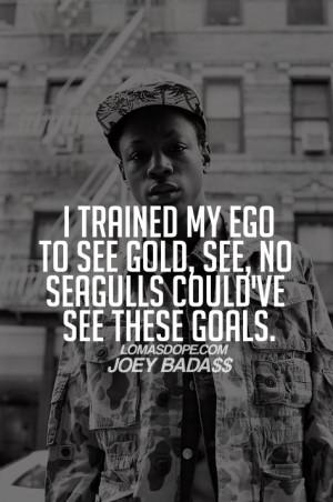joey badass quotes