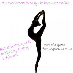 Dance Pictures W/ Dance Quotes