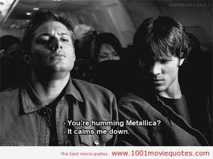 Supernatural (2005– ) quote
