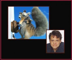 Photo Scrat Chris Wedge Ice Age The Meltdown