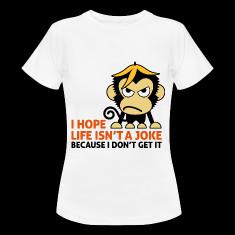 life isnt a joke 1 dd t shirts