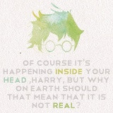 HP Dumbledore quote