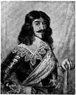 Louis XIII - king of France from 1610 to 1643 who relied heavily on