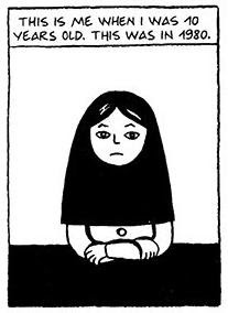Persepolis is an autobiographical graphic novel by Marjane Satrapi ...