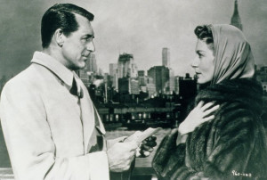 Still of Cary Grant and Deborah Kerr in An Affair to Remember (1957)