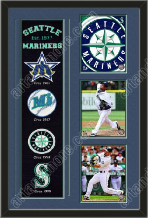 with three 8 x 10 inch Seattle Mariners photos of Felix Hernandez ...