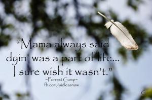 Waterboy Mama Said Quotes